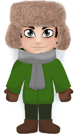 Weather Achukevichi: Cold, -21°C, cloudy, clear at times, no precipitation