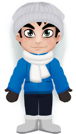 Weather Geraskovka: Cold, -6°C, variable cloud, no precipitation