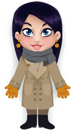 In Rakshivka: Cold, -2°C, clear, no precipitation
