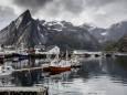 Аномальное тепло в Норвегии