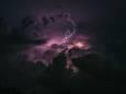 Niezwykła burza wulkaniczna [wideo]