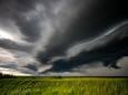 Шторм в центральной части ЮАР