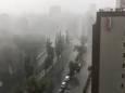 В воскресенье в Киеве выпало рекордное количество осадков