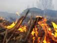 В Украине на майские праздники сохранится чрезвычайная пожароопасность