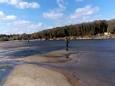 Рівень води в Десні впав до історичної позначки