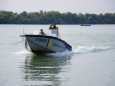 Пограничники спасли севрюгу, незаконно выловленную в Дунае