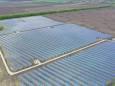 В Черкасской области запустили солнечную электростанцию