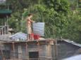 Тайфун Вонгфонг прошелся по Филиппинам и нацелился на Японию