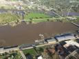 Проливные дожди вызвали наводнение на Среднем Западе США