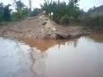 В Конго обильные дожди вызывают наводнения