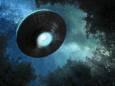 Камера МКС засняла массовый отлет НЛО с Земли?