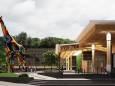 Оновлений київський зоопарк відкрився для відвідувачів