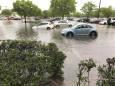Сильные дожди привели к наводнению в Майами