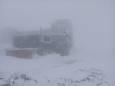 В Карпатах температура упала до -1 и падает снег