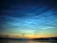 NASA объявило о сезоне серебристых облаков в Арктике