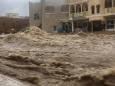 Наводнение в Омане привело к гибели одного человека