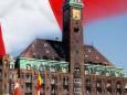 Дания закрыла свои границы до 1 сентября