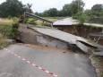 Итальянский регион затопило мощными ливнями