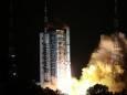 Китай запустил на орбиту новый океанографический спутник