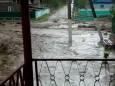 В Одесской области ливни привели к потопу
