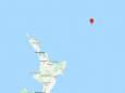 В Тихом океане произошло землетрясение магнитудой 7,4
