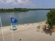 В Киеве открыли пляжи для купания
