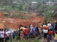 В Кот-д'Ивуаре произошел крупный оползень