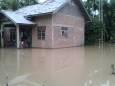 В Индонезии произошло наводнение