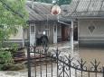В Ивано-Франковской области паводок затопил села