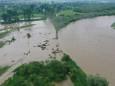 В Ивано-Франковской области непогода разрушила железнодорожные пути и автодороги