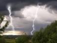 24 червня в Україні оголошено штормове попередження