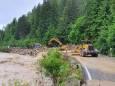 Глава Гослесагентства отрицает связь между вырубкой леса и наводнением на западе Украины