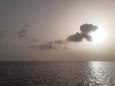 Африканская пыль осложнила ситуацию на Карибах