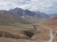 В Таджикистане произошло землетрясение магнитудой 5,4