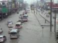 Сильный ливень затопил курортный город в Таиланде