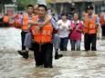 Жертвами повеней в Китаї стали понад 140 осіб