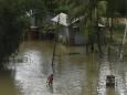В Бангладеш, Индии и Непале сильное наводнение. Пострадали 4 миллиона человек