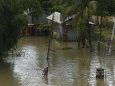 У Бангладеш, Індії та Непалі сильна повінь. Постраждали 4 мільйони осіб