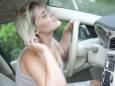 У спеку краще не користуватися автомобілем без кондиціонера