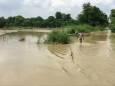 От наводнения на северо-востоке Индии пострадали более 200 тысяч человек