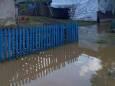 В Тернопольской области сильный ливень затопил село