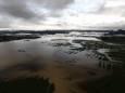 Мощный шторм обрушился на Новую Зеландию