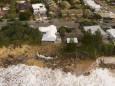 Элитные дома в Австралии смывает в океан