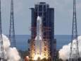 На Марс відправлена перша китайська місія