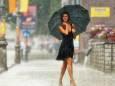 В Украине выходные будут жаркими и с дождями