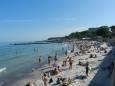 Вода на трех пляжах Одессы загрязнена микробами