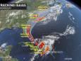 Ураган Исайя движется на Багамы и США