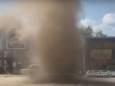 В двух украинских городах пронеслись песчаные бури