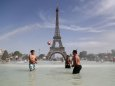 Во Франции ожидают новый виток аномальной жары