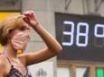 Июль стал рекордно теплым месяцем в Северном полушарии